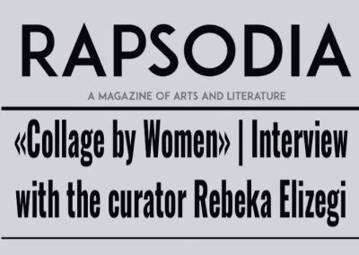 Interview _ Rapsodia Magazine